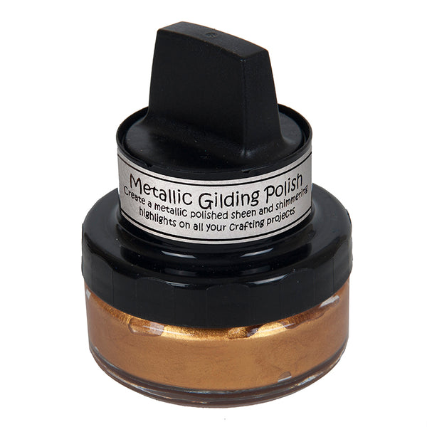 Gold Treasure Metallic Gilding Polish