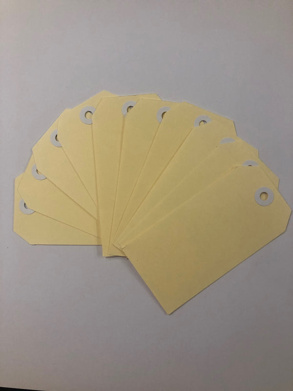 Kraft Tags Pack of 10
