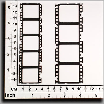 Film Strips 05 - Chipboard
