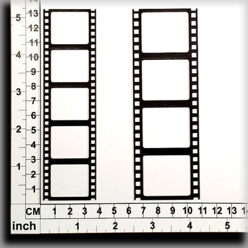 Film Strips 06 - Chipboard