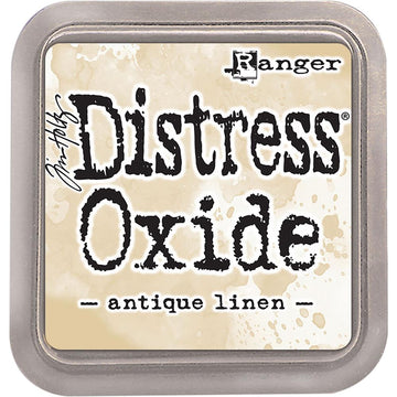 Antique Linen Distress Oxide Ink Pad