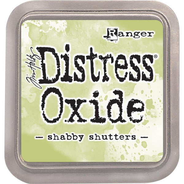Shabby Shutters Distress Oxide Ink Pad