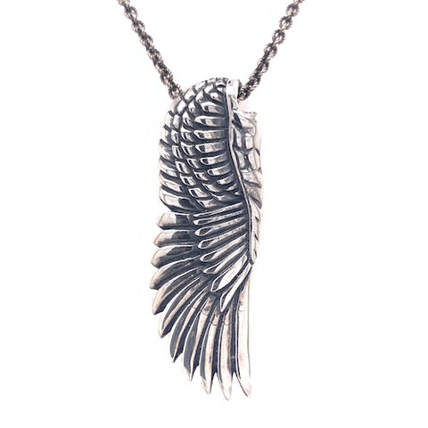 Eagle Wing Pendant - Large