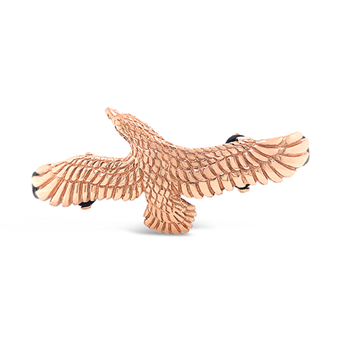 Perspective Eagle Cuff Rose Gold