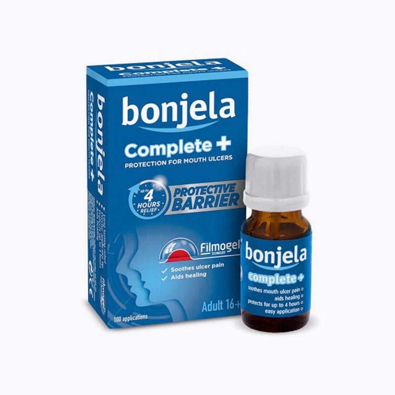 Bonjela Complete Plus Mouth Ulcer Care - 100ml