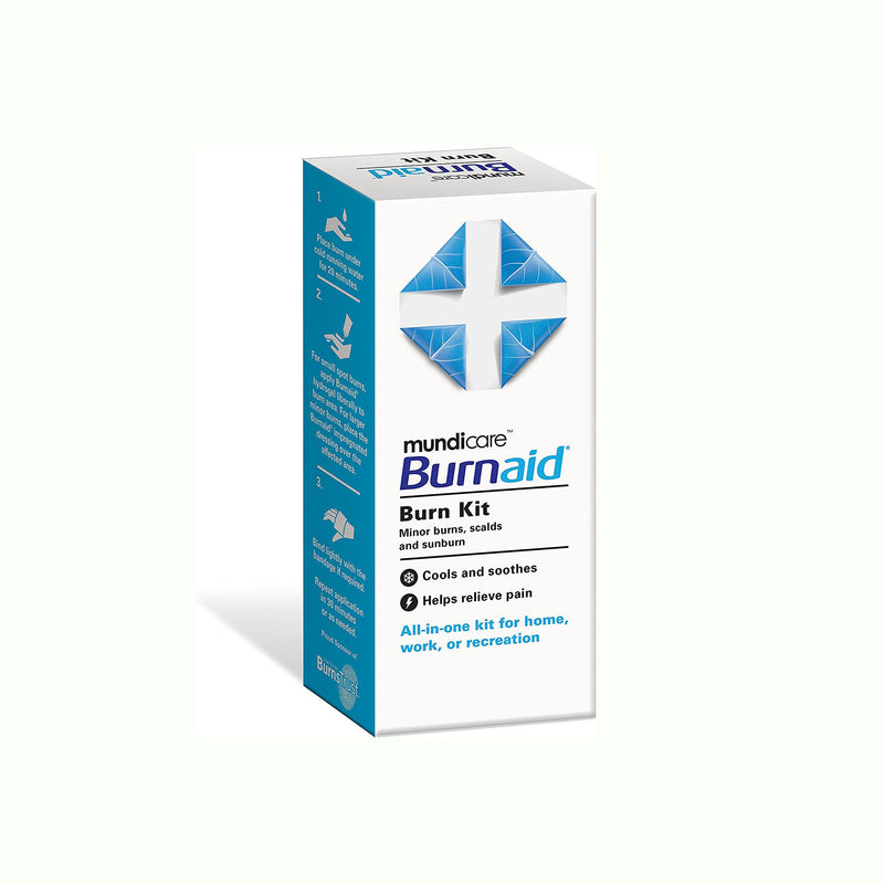 Burnaid All-In-One Burn Kit