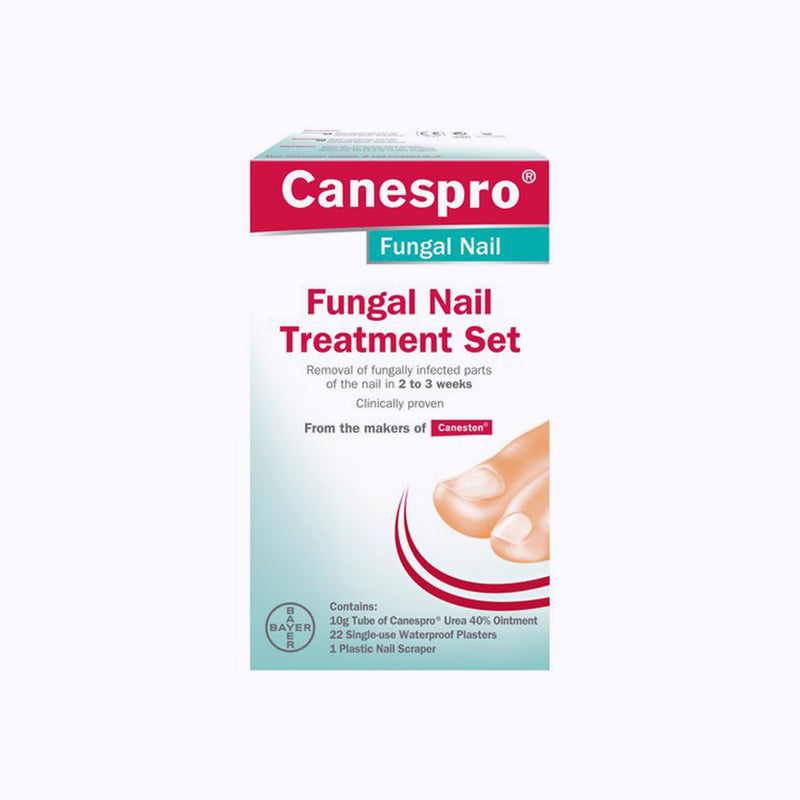 Canespro Fungal Nail Treatment Set - 22 Plasters & 10g Ointment