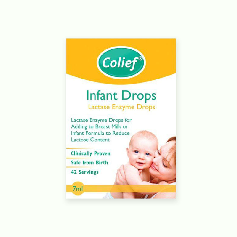 Colief Lactase Enzyme Infant Drops - 7ml