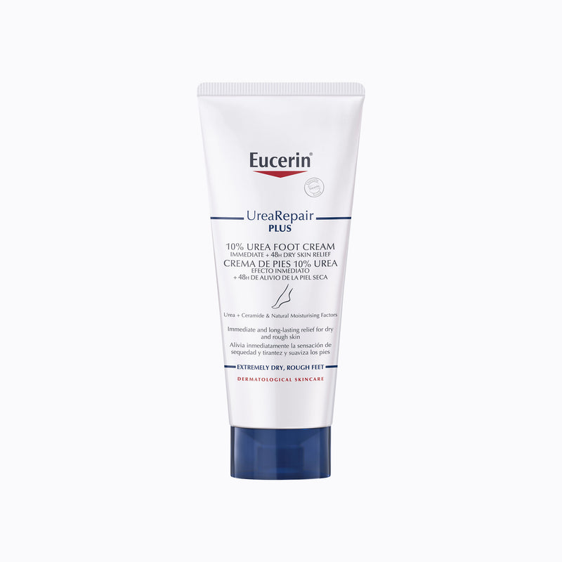 Eucerin Dry Skin UreaRepair Plus 10% Urea Foot Cream 100ml