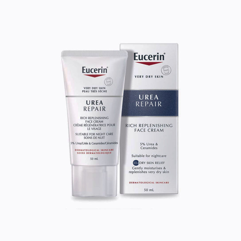 Eucerin Replenishing Night Face Cream 50ml