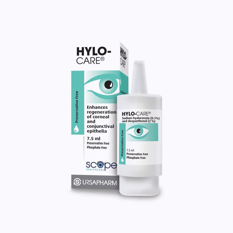 Hylo-Care Eye Drops - 7.5ml