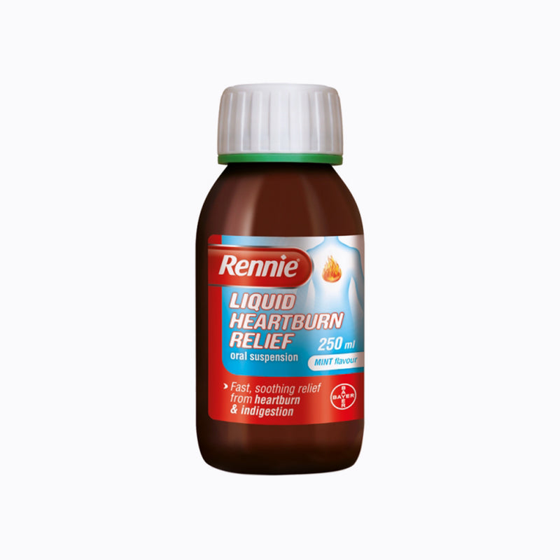Rennie Liquid Heartburn Relief - 250ml