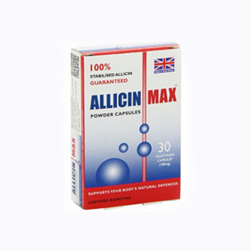 AllicinMax – 30 Vegetable Capsules