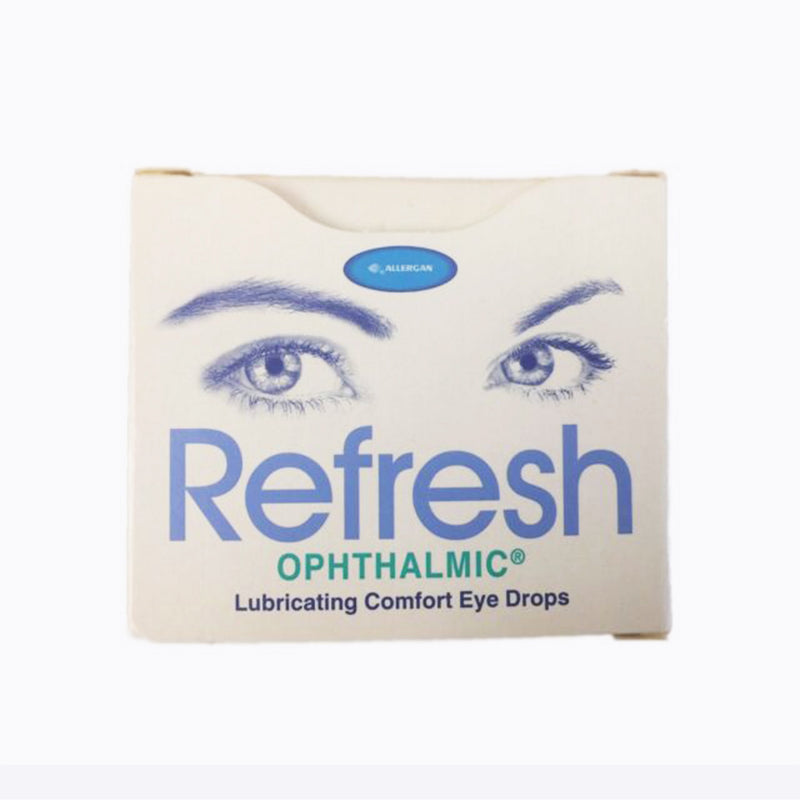 Allergan Refresh Ophthalmic Eye Drops - 30 Doeses