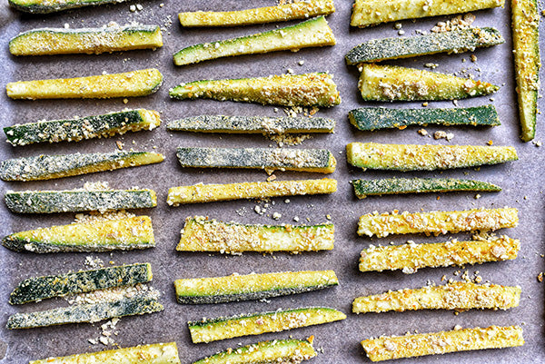 Rawcology Inc | Zucchini Fries