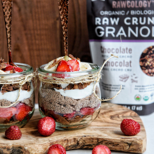 Raw Crunch Granola Variety Pack