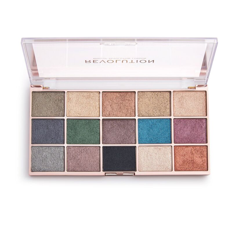 Foil Frenzy Eyeshadow Palette
