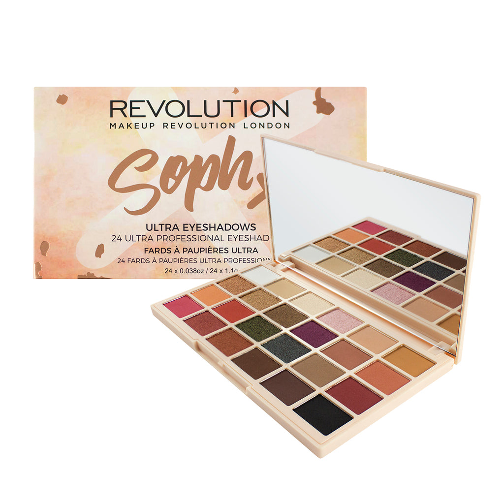 Revolution x Soph Ultra Eyeshadow Palette