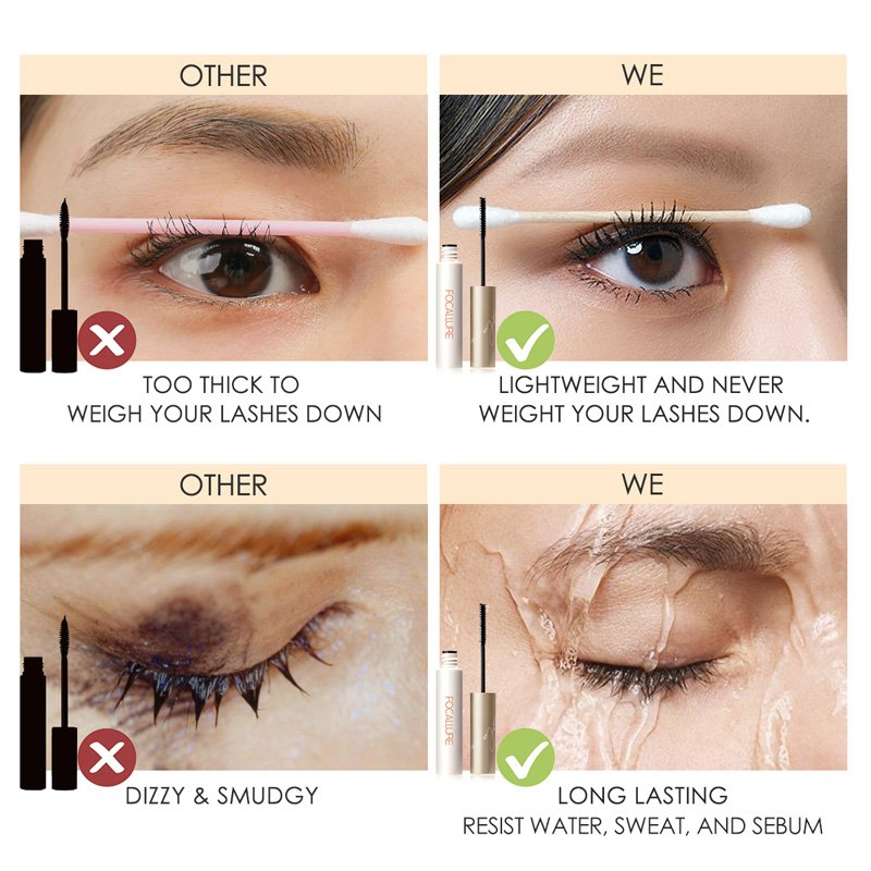 Longlash Waterproof Mascara