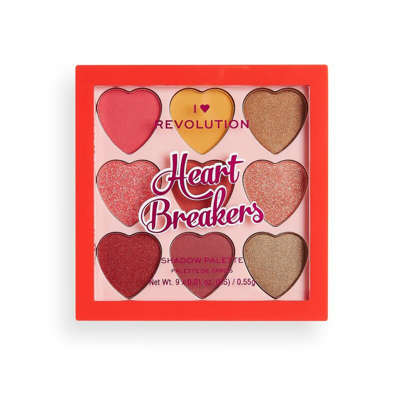 Heartbreakers Eyeshadow Palette