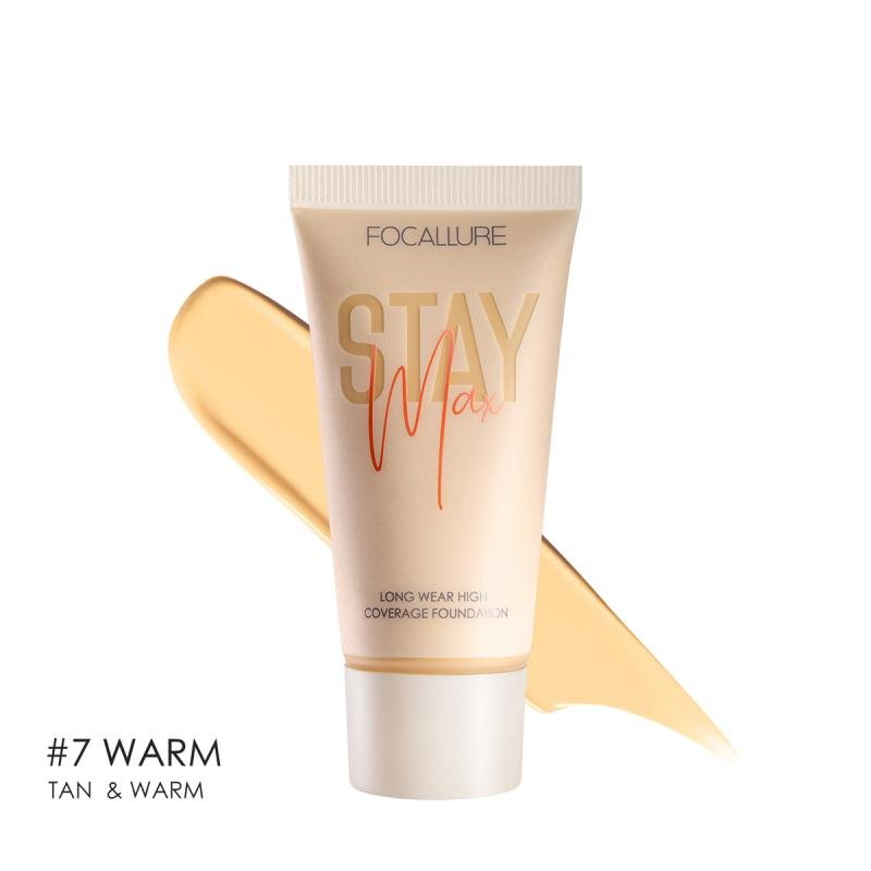 Staymax Poreless Matte Foundation