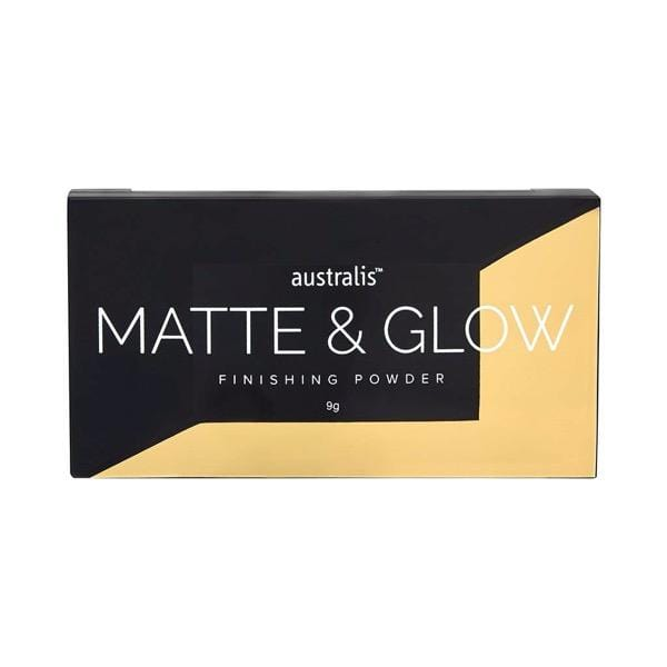 Matte & Glow Finishing Powder