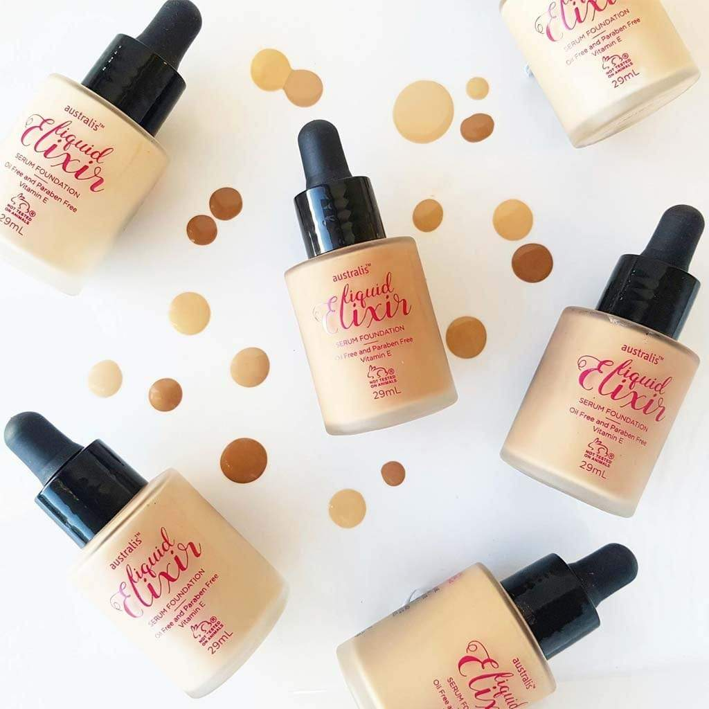 Liquid Elixir Serum Foundation