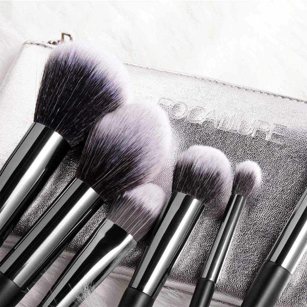 10 Pieces Brush Bundle Set - Laycy