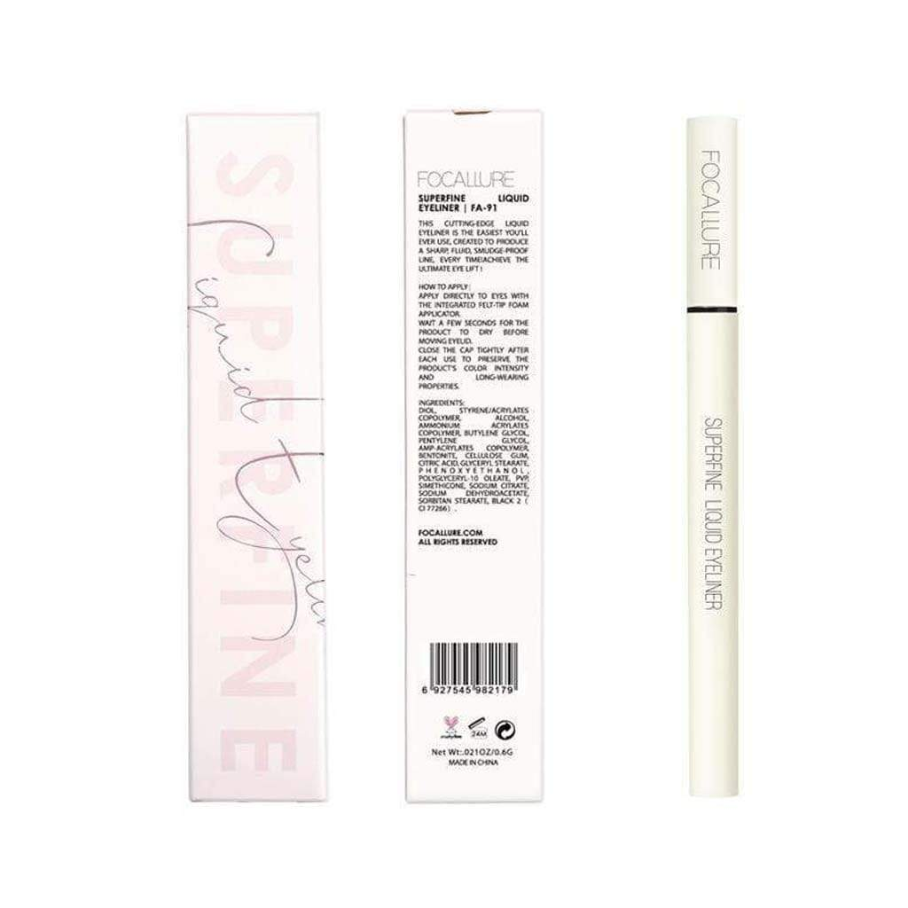 Superfine Eyeliner Pen - Laycy
