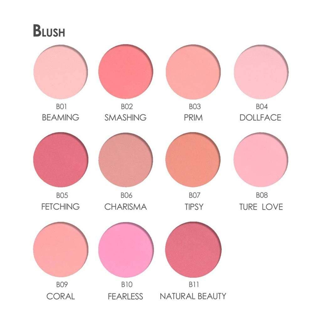 MIX Blusher - Laycy