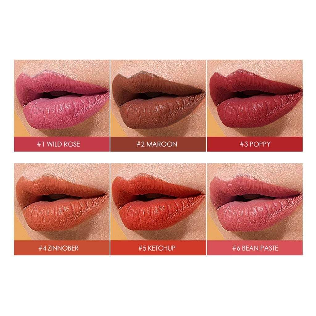 Long Lasting & Ultra Matte Lip Stain - Laycy