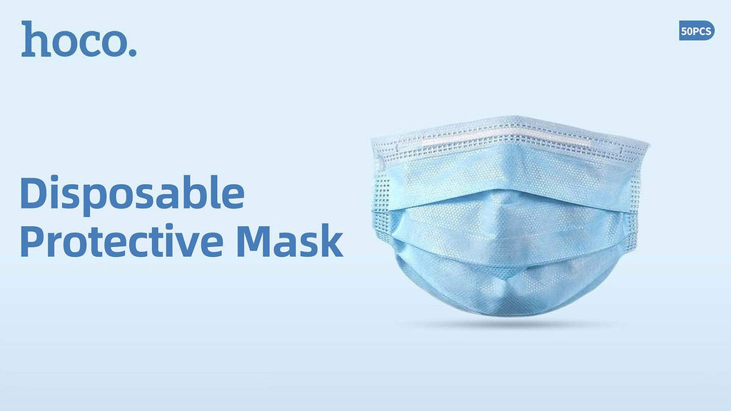 Hoco Disposable Adult Protective Mask - Laycy