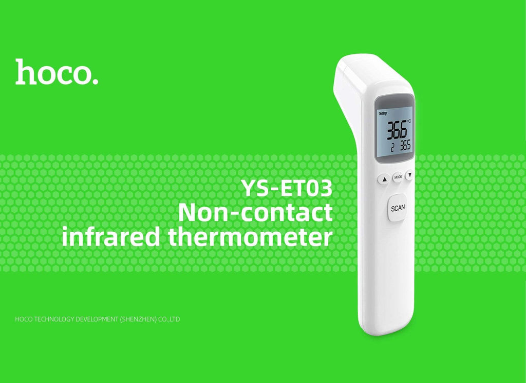 Hoco Non-Contact Infrared Thermometer - Laycy