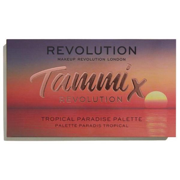 x Tammi Tropical Paradise Palette - Laycy