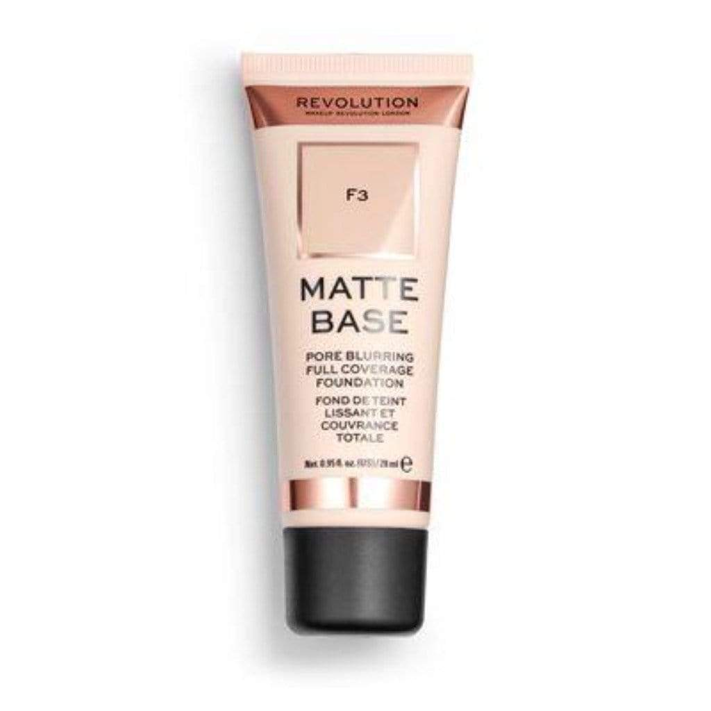 Matte Base Foundation - Laycy
