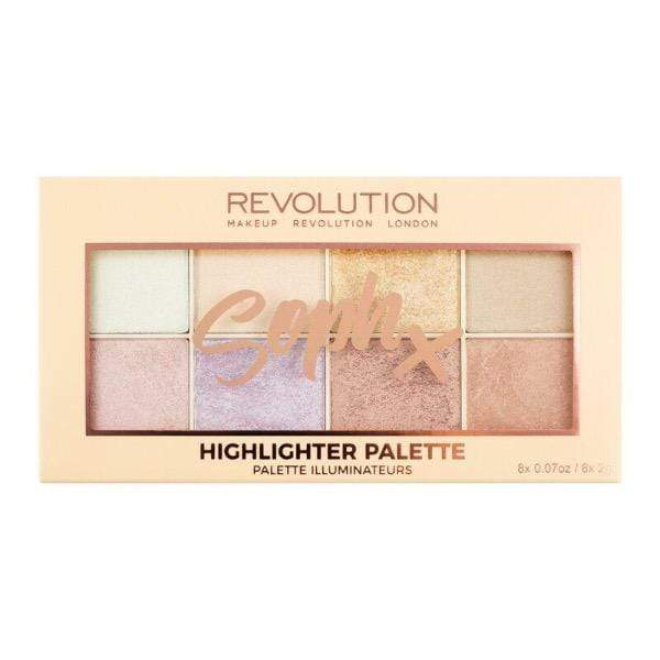 X Soph Highlighter Palette - Laycy