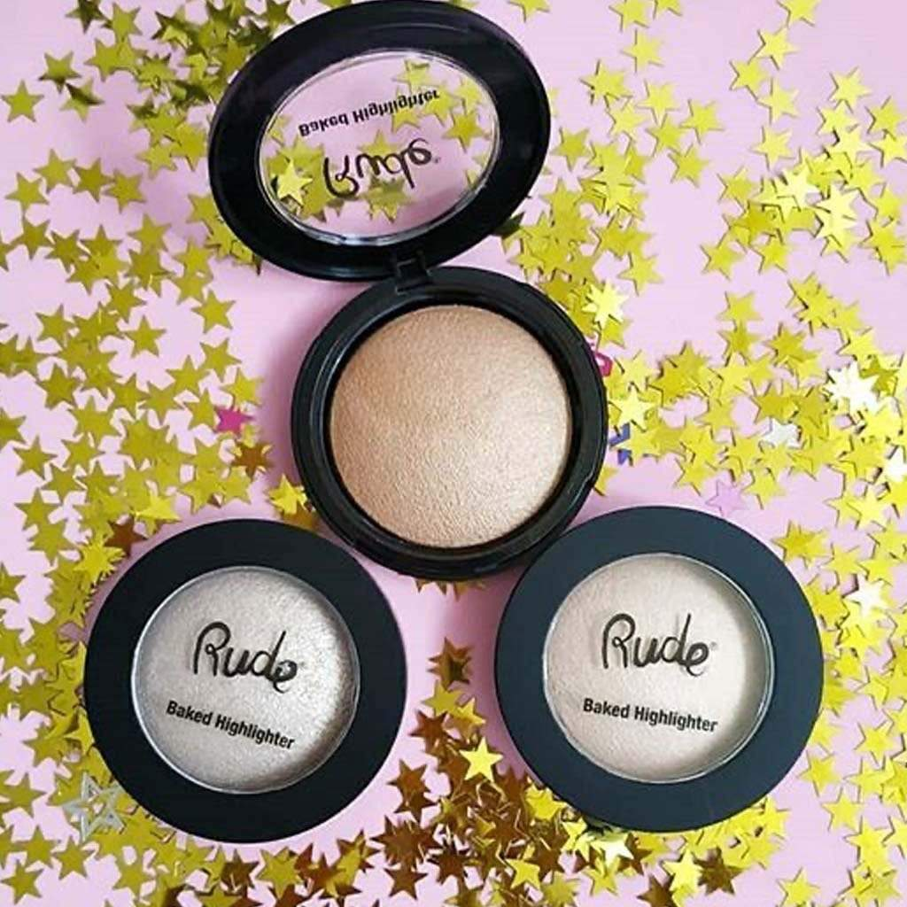 Baked Highlighter Shimmer