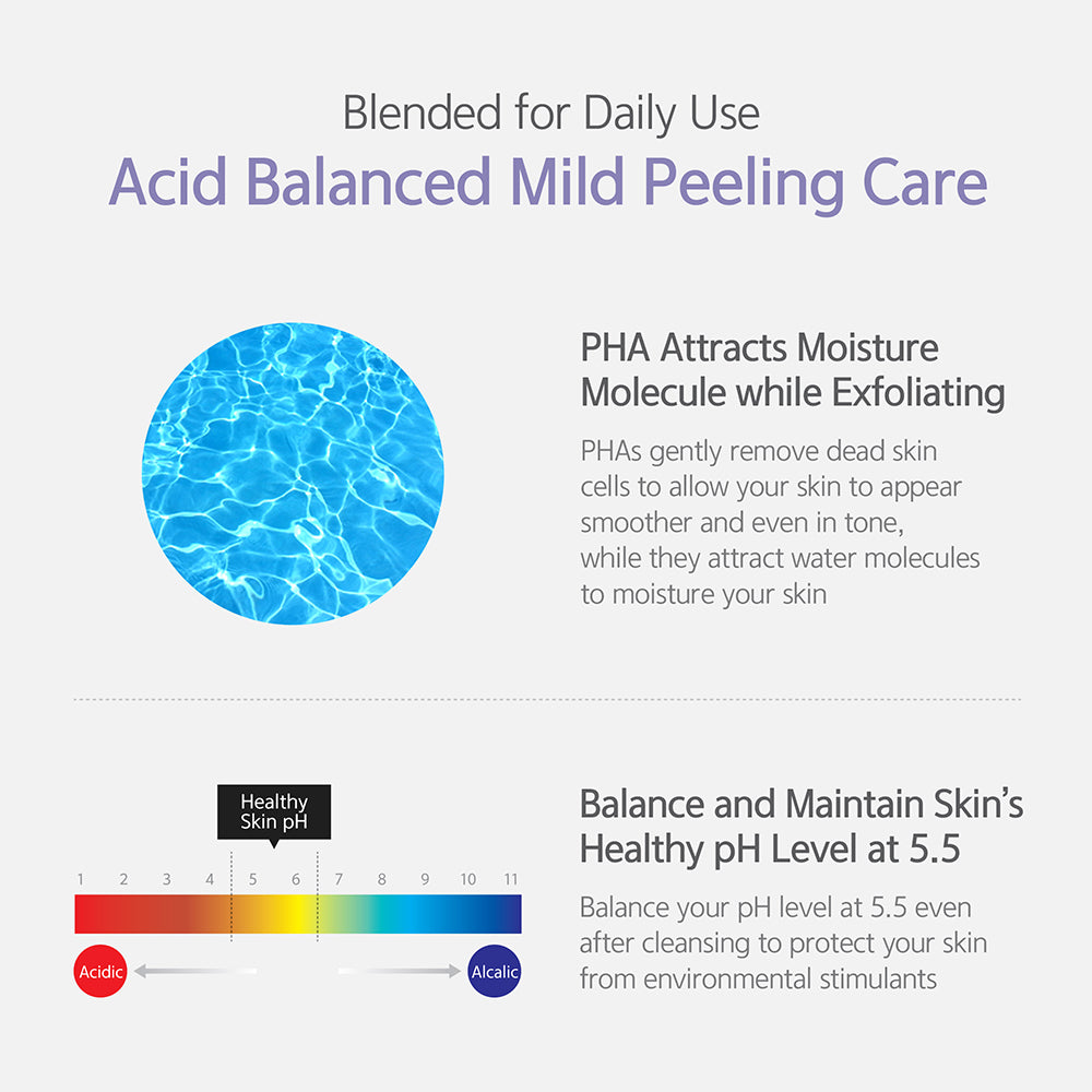 Stress Relieving Purefull Daily Peeling Gel