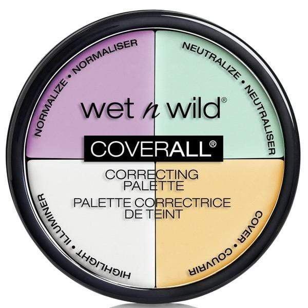 Cover All Correcting Palette - Laycy