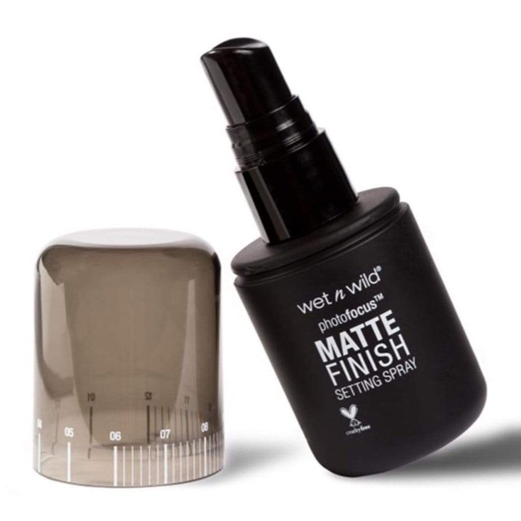 Photo Focus Matte Setting Spray - Laycy
