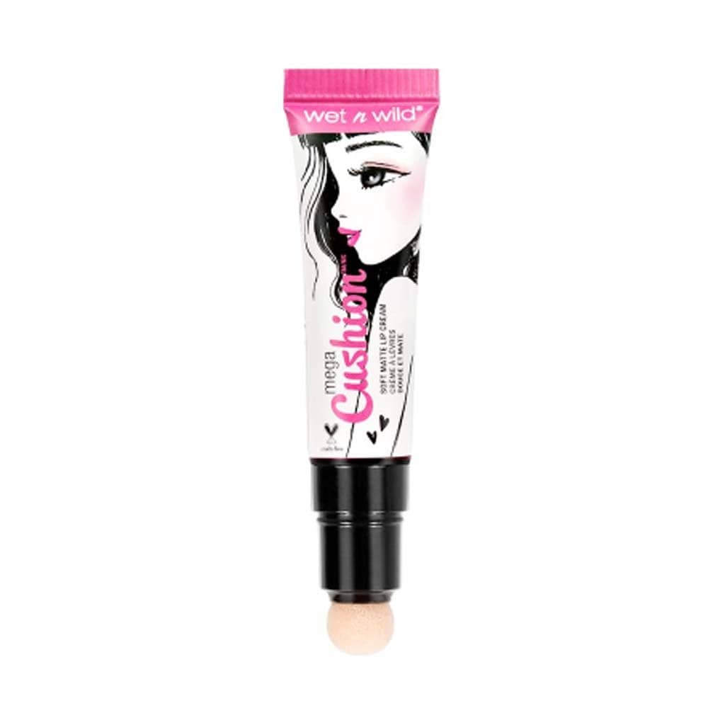 MegaCushion Matte Lip Cream - Laycy