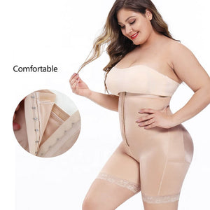 Comfortable Breathable Body Shaper Shapewear by The Metro Box Store
