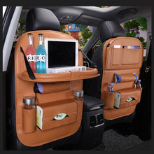 Load image into Gallery viewer, Car Back Seat Hanging Organizer Bag