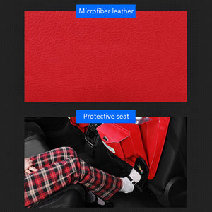 Car Back seat Organizer Car-Styling Holder Multi-Pocket Wool Felt Storage