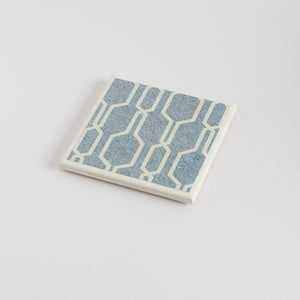 Denim Blue Coaster Mini Gift Set