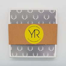 Load image into Gallery viewer, Grey Antler Coaster Mini Gift Set - Yellow Room Designs