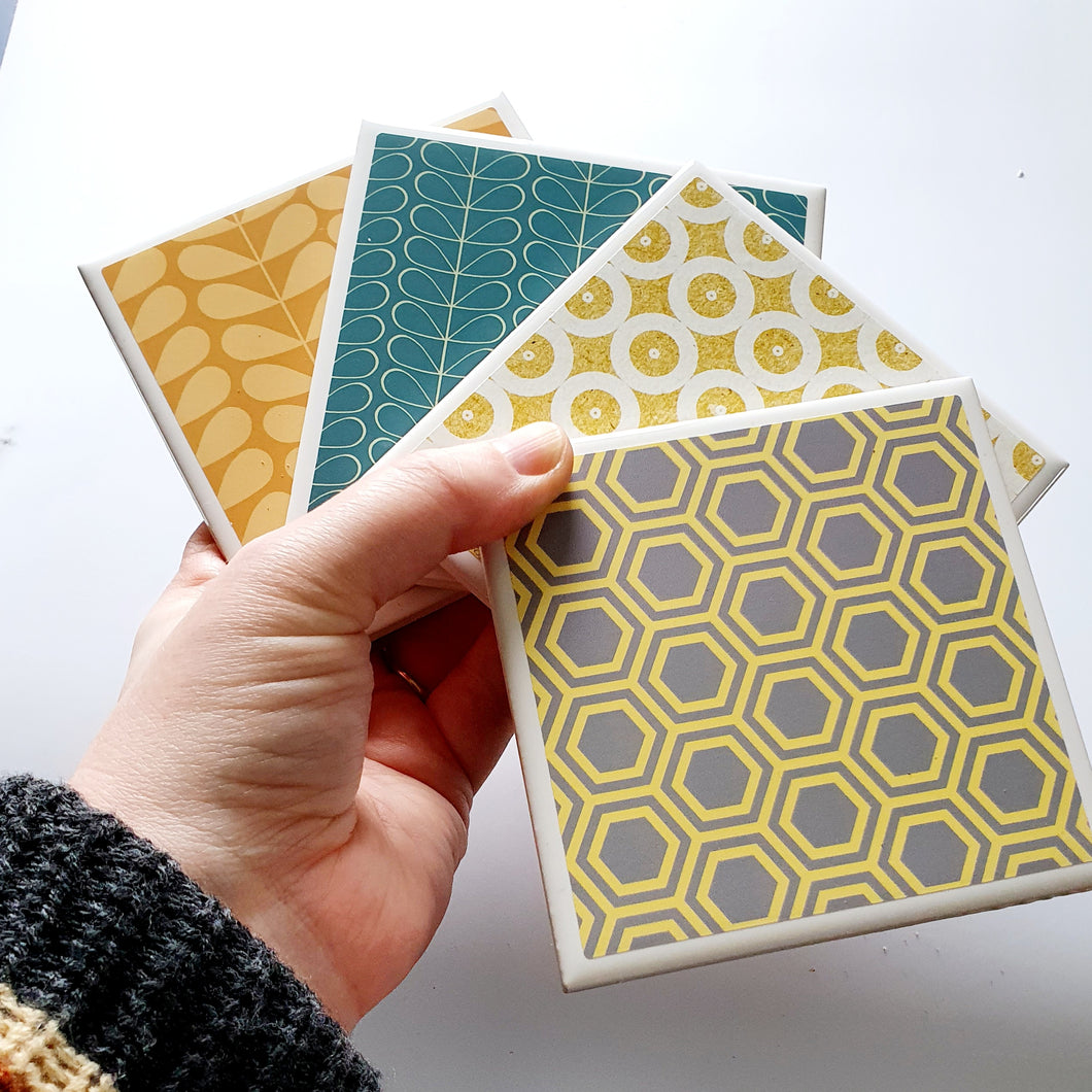 Imperfect Coasters - Set 9