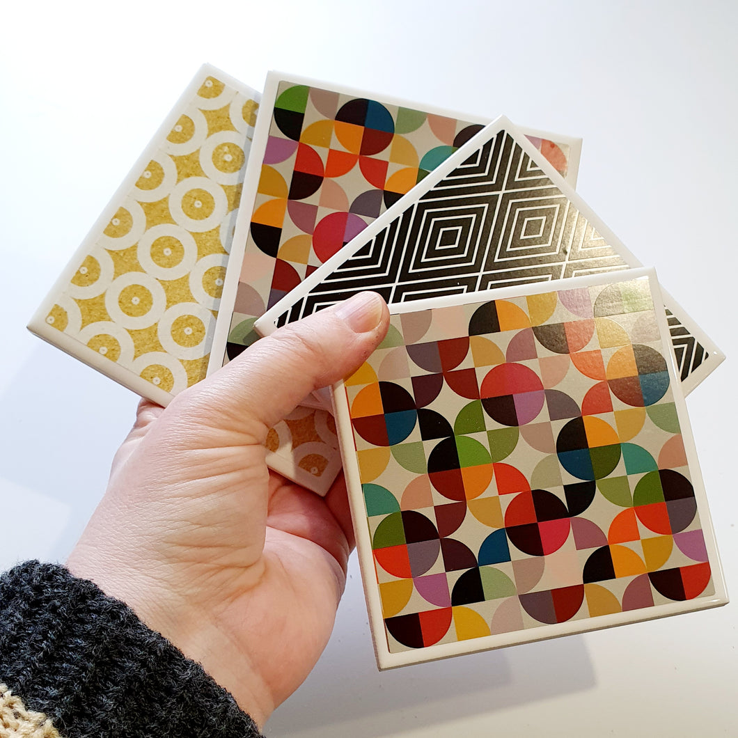 Imperfect Coasters - Set 12