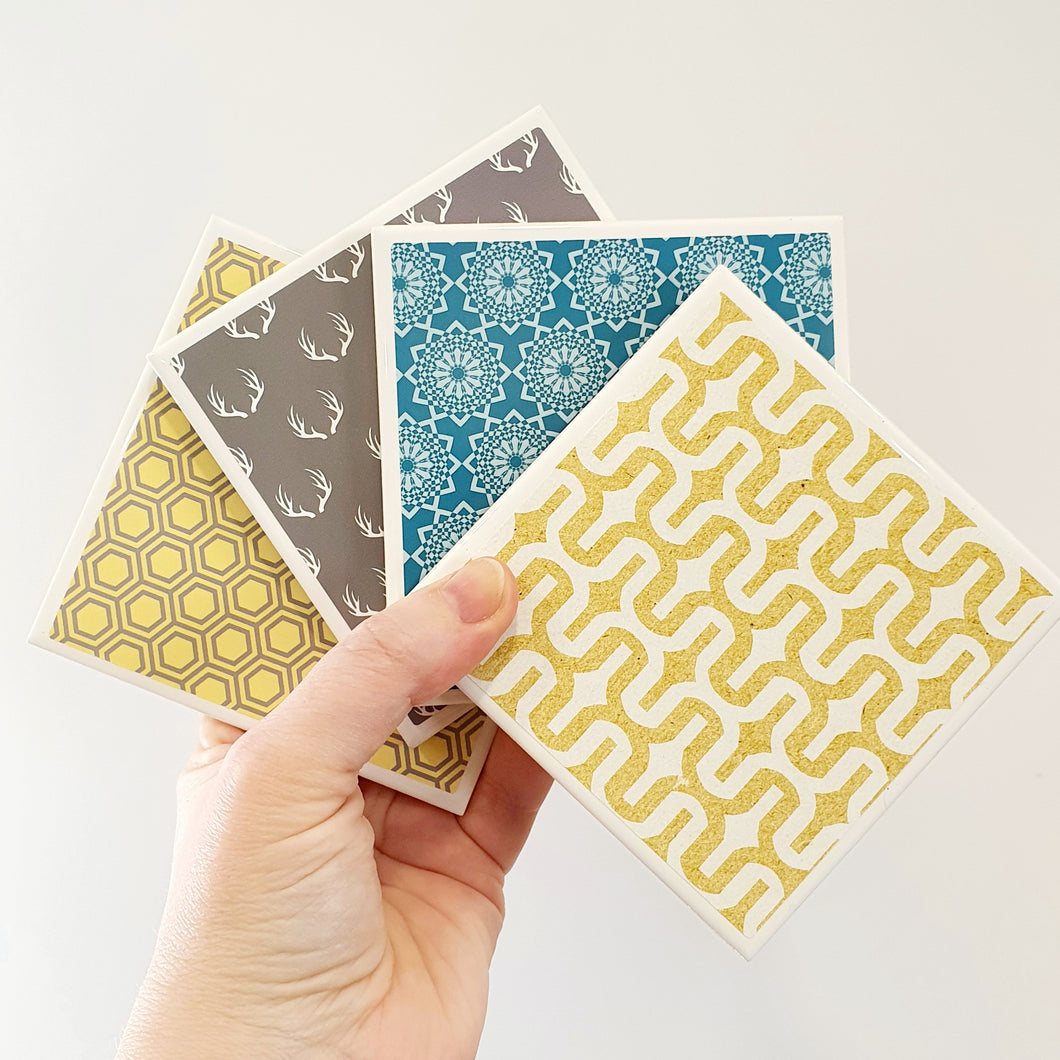 Imperfect Coasters - Set 23
