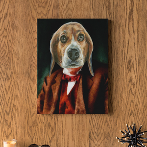 Paw Artist - Custom Pet Canvas